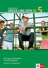 Green Line New E2. Englisch als 2. Fremdsprache. Für den Beginn in den Klassen 5