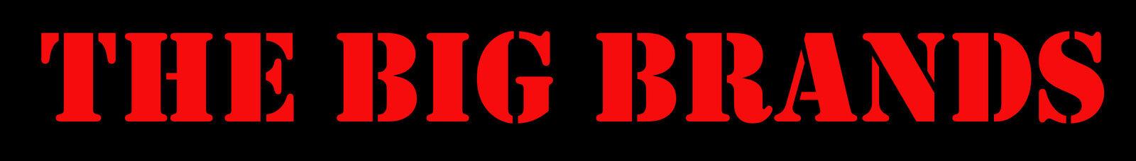 The Big Brands