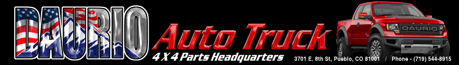 Daurio's Auto & Truck Parts