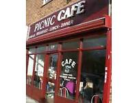 FULL TIME WAITER/ WAITRESS NEEDED IN CAFE IN EASTCOTE