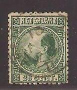 Netherlands Used Stamps