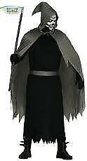 GOTHIC GRIME REAPER / SCREAM FANCY DRESS OUTFIT SIZE L GREAT FOR HALLOWEEN PARTY