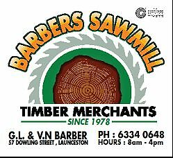 Barbers Sawmill Launceston Launceston Launceston Area Preview