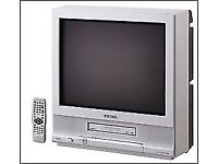 AIWA VX-FT21 TV with VHS Player Built-In