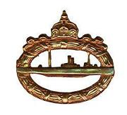 U Boat Badge