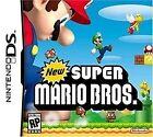 New Super Mario Bros.. PAL Video Games