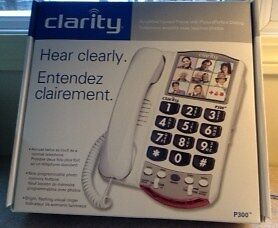 Amplified Phone, Clarity P300