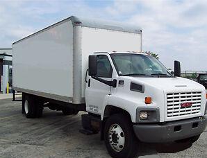 24 Box Truck Ebay