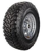 31X10.5 Mud Tyres