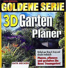 3D-Gartenplaner von Data Becker | Software | Zustand gut