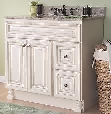 EnjoyHome Beautiful solid wood vanity Spring Promotions!!!