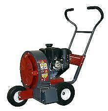 New 9 Hp Land Shark High Output Walk Behind Leaf Blower with Honda Engine Billy Goat Little Wonder Gas Powered