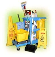Janitorial services and more