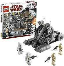 LEGO STAR WARS SET 7748 Corporate Alliance Tank Droid FIRM