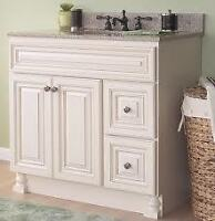 EnjoyHome Beautiful solid wood vanity Christmas Promotions!!!