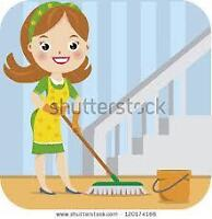 Realible cleaning service