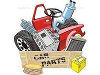 USED & NEW CAR PARTS LIKE MIRRORS,WISHBONES,LIGHTS,WHEELS,TYRES