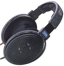 Sennheiser HD 600 Audiophile Quality, Open Hi-Fi stereo Headphones