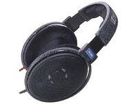 Sennheiser HD 600 Audiophile Quality, Open Hi-Fi stereo Headphones