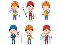 General Builder- Carpenter - Painter - URGENT REQUIRED -