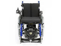 enigma electric wheelchair, hardly used in good condition. will fold down to fit in car boot