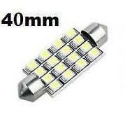 LED Car Number Plate Bulbs
