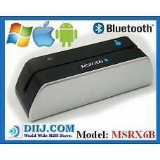 Mx6B MSRx6b Bluetooth USB Powered Reader Writer