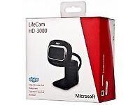 Microsoft LifeCam HD-3000 - excellent conditions