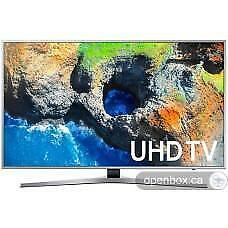"OPENBOX 16TH AVE NW - 65"" SAMSUNG UN65NU7300 - CURVED - 4K UHD - 120HZ - SAMRT LED TV - 0% FINANCING AVAILABLE"