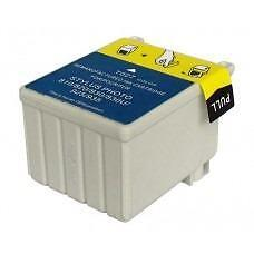 Epson T027 Ink Cartridge Color Remanufactured (T027201)