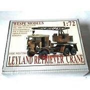 Model Cranes