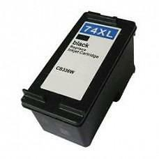 Hp 74XL (CB336W) Ink Cartridge Black High Yield Remanufactured