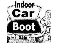 Eastbournes Giant Indoor Carboot Sale