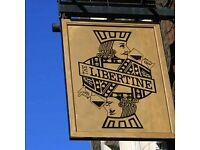 Pizza Chef Position. The Libertine Pub Borough.