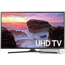 """OPENBOX 16TH AVE NW - 40"""" SAMSUNG UN40KU6270 - 4K UHD - 120MR - SMART LED TV - 0% FINANCING AVAILABLE"""