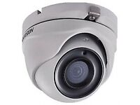 HD CCTV CAMERA SYSTEM INTRUDER BURGLAR ALARM INTERCOM SECURITY LIGHTING
