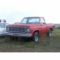 74 and up chevy trucks