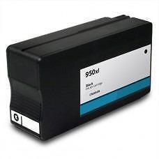 HP 950XL CN045AN Ink Cartridge Black Remanufactured