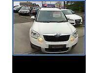 2011 Skoda Yeti Elegance Tdi Cr AWD 2 Hatchback Diesel Manual