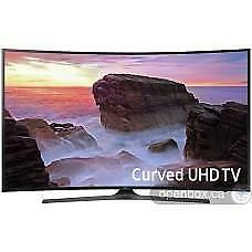 OPENBOX 16TH AVE NW - 65 SAMSUNG UN65MU6500 CURVED - 4K UHD - 120MR - SMART LED TV - 0% FINANCING AVAILABLE