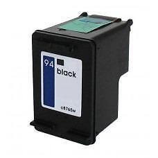 Hp 94 (C8765W)Ink Cartridge Black Remanufactured