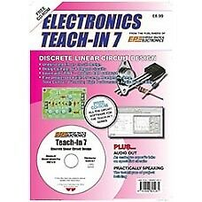 Electronics Teach-In 7 with cd NEW NOT USED
