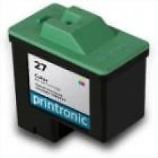 Lexmark 27/26 (10N0227/10n0026) Ink Cartridge Tricolor Remanufactured
