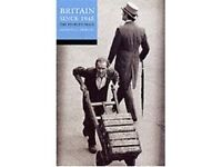 Britain Since 1945: The People's Peace by Kenneth O Morgan £5 ONO