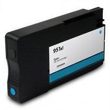 5 Pack Cyan Hp 951XL(CN046AN) Ink Cartridge New Compatible