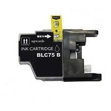5 Pack Black Brother LC75XL Ink Cartridge New Compatible
