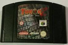 Turok 2 - Seeds of Evil for Nintendo 64 (N64) - Make an offer !!! Capalaba Brisbane South East Preview