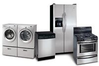 Appliance repair and Installation, all makes
