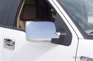 PUTCO 2004-2008 Ford F150 Lincoln miroir Chrome Mirror cover new