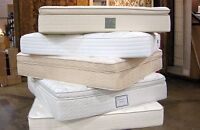 DOUBLE SIZE EURO TOP MATTRESS FOR $190 ONLY